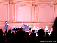 Jimmy Scott as a guest of Antony and the Johnsons, 2005 10 13 Carneige Hall NY.